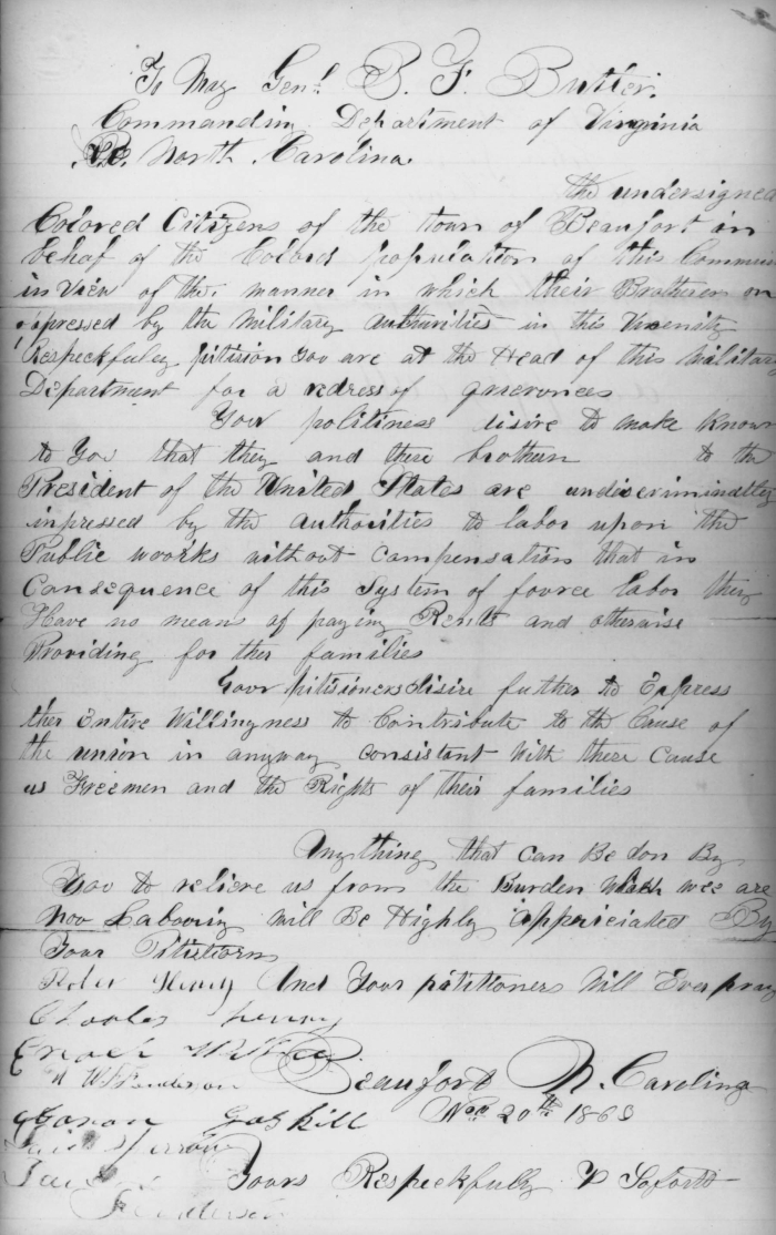 Freedmen And Southern Society Project Sample Documents